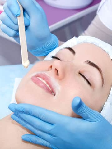 Facial Waxing — All Over Beauty & Medi Span In Forresters Beach, NSW